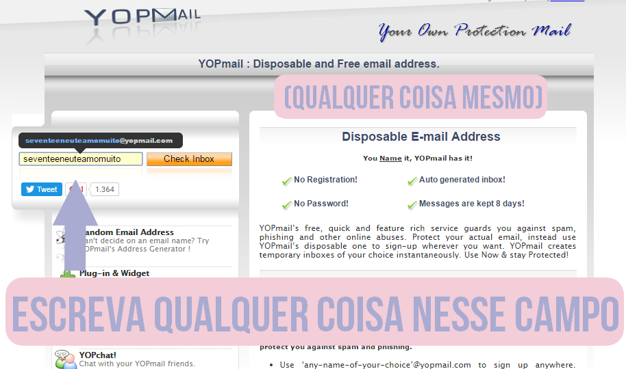 exemplo de email1