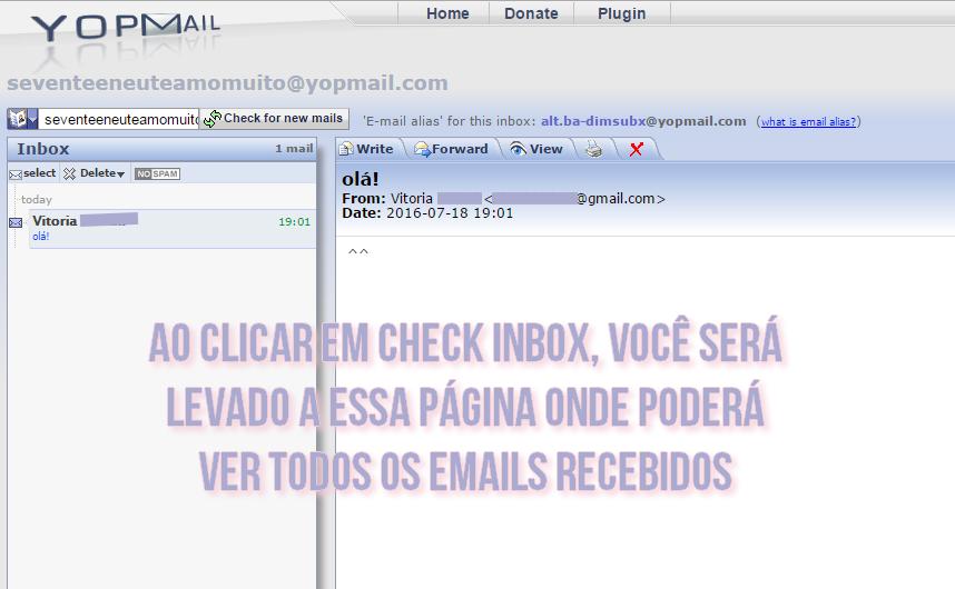 exemplo de email2