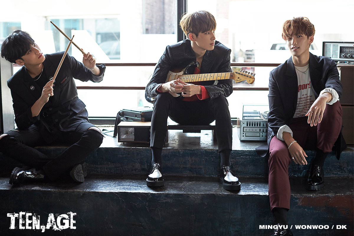 Mingyu-Wonwoo-DK-seventeen
